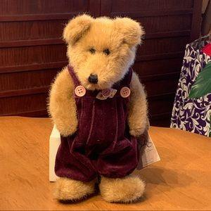 "Boyds Bears ""Claire"" Plush Spring Bear"
